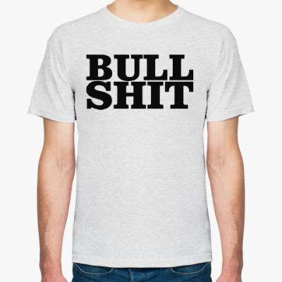 Футболка BullShit