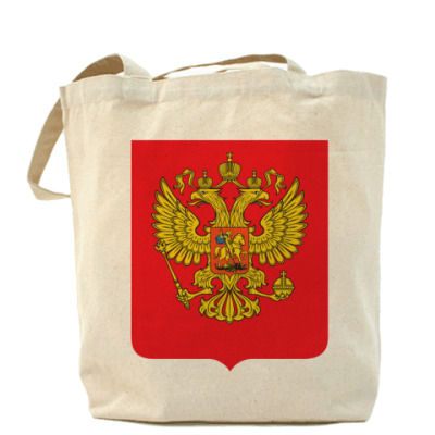 Сумка Герб России