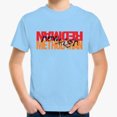 Детская футболка Method Man & Redman
