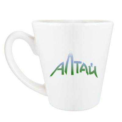 Чашка Латте Алтай