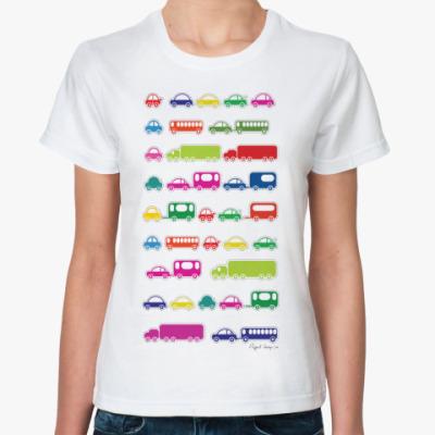 Классическая футболка Пробка