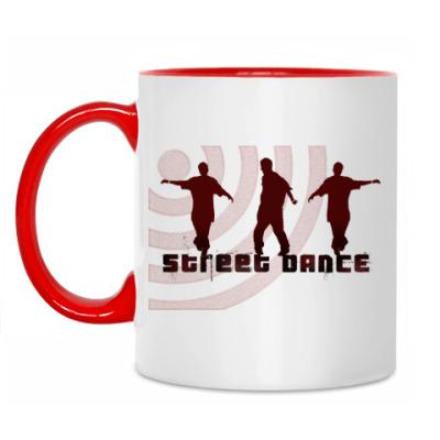 Кружка Sreet dance