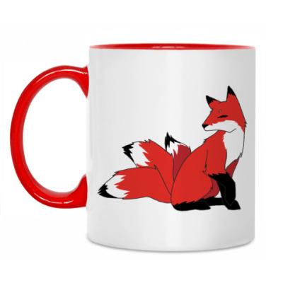 Кружка Красный лис