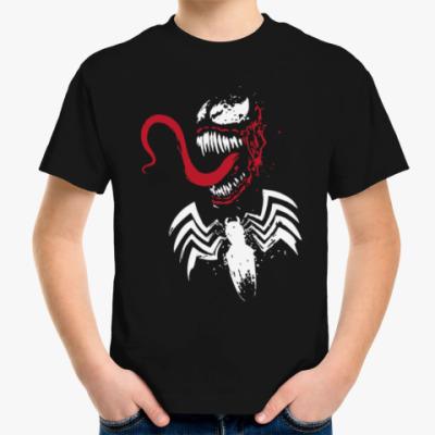 Детская футболка Venom (Веном)