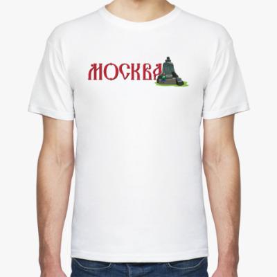 Футболка Москва. Колокол