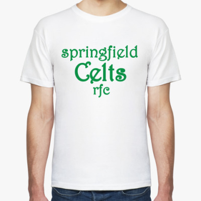 Футболка Springfield Celts