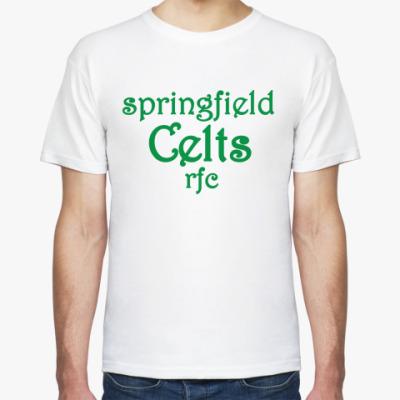 Футболка Springfield Celts