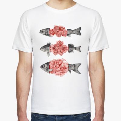 Футболка Fish ka