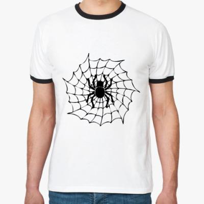Футболка Ringer-T Spider