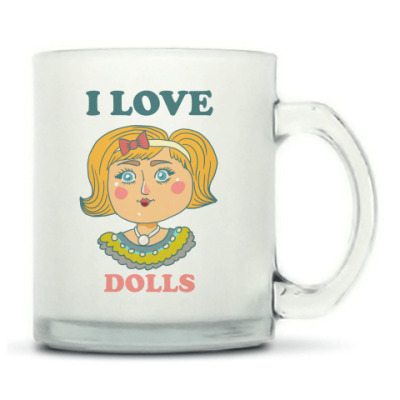 Люблю кукол
