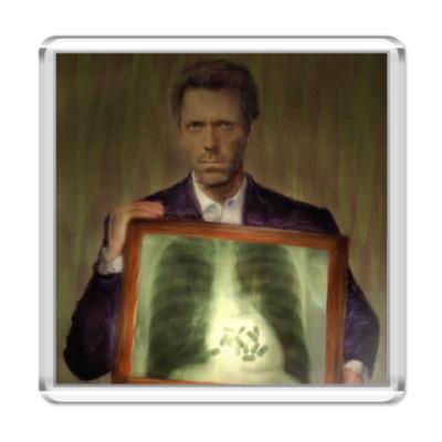 Магнит House x-rays