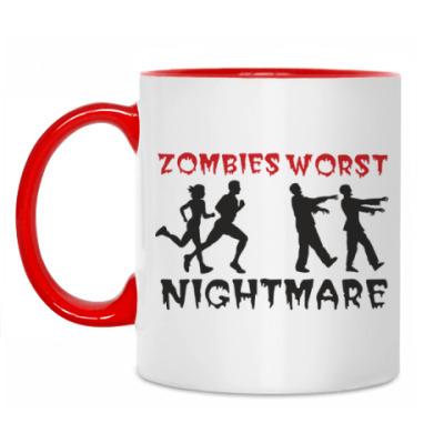 Кружка Zombies