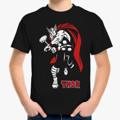 Детская футболка Тор (Thor)