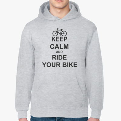 Толстовка худи  Ride your bike