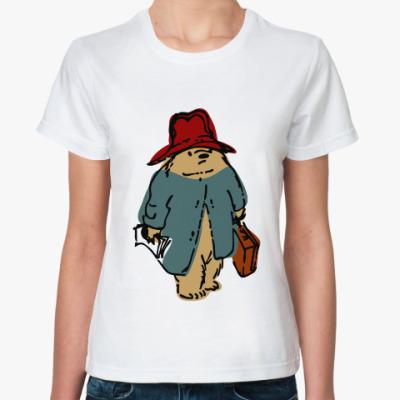Классическая футболка Paddington Bear