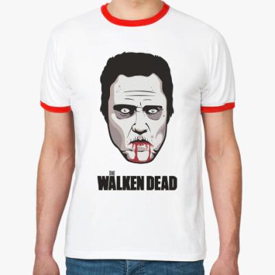 Футболка Ringer-T Walken Dead