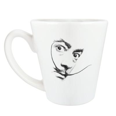 Чашка Латте Усы
