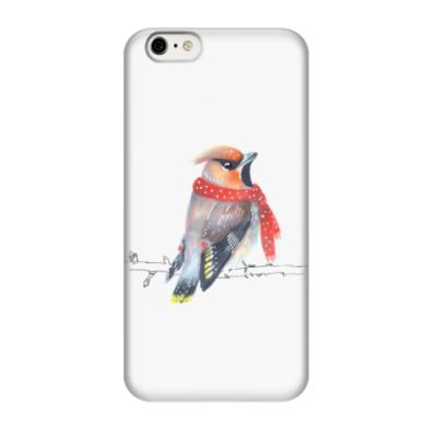 Чехол для iPhone 6/6s Иллюстрация птицы