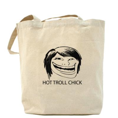 Сумка troll