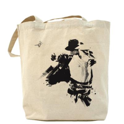 Сумка Холщовая сумка MJ
