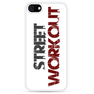 Чехол для iPhone Street Workout