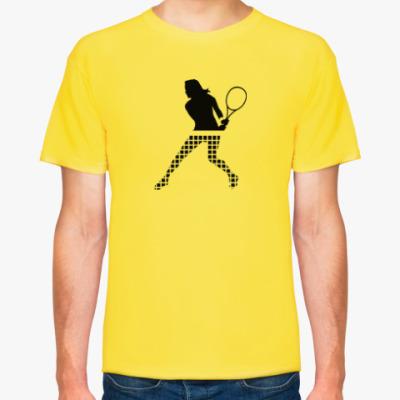 Футболка Теннисистка