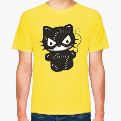 Футболка Китти Женщина-кошка