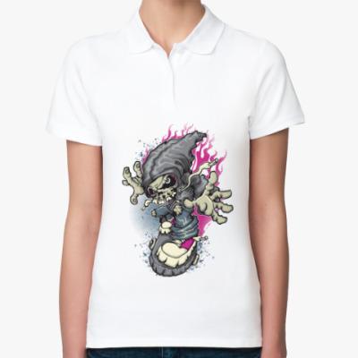 Женская рубашка поло Drive