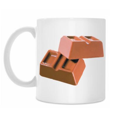 Кружка шоколад