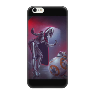 Чехол для iPhone 6/6s 'You my only hope'