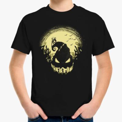 Детская футболка Ночь кошмаров