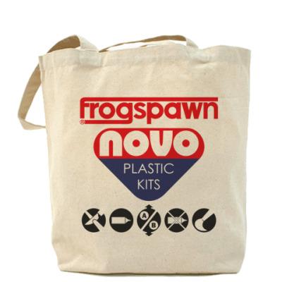 Сумка Холщовая сумка FROGspawn