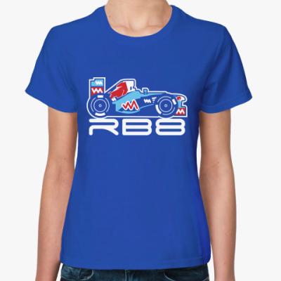 Женская футболка RB8
