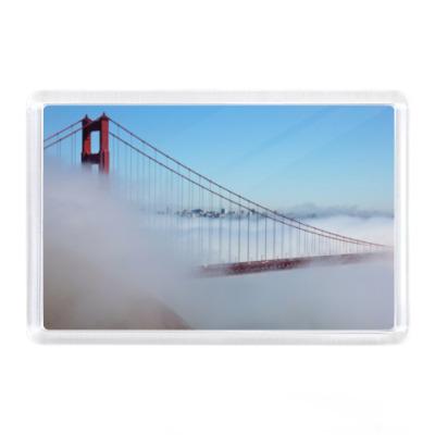 Магнит Golden Gate