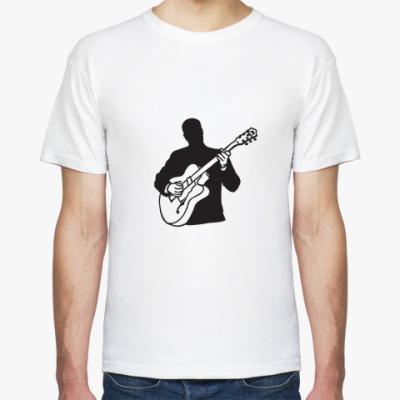 Футболка Гитарист