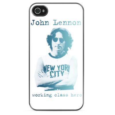 Чехол для iPhone John Lennon