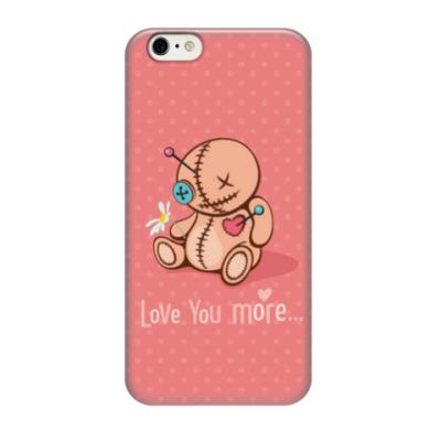 Чехол для iPhone 6/6s Love you more