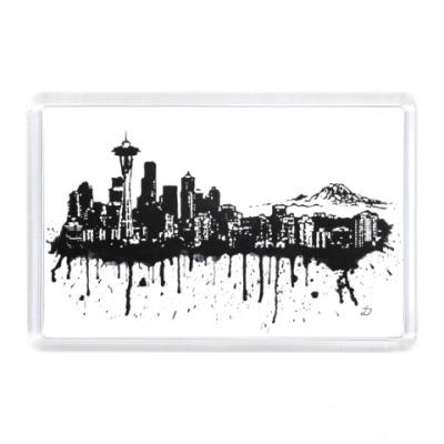Магнит Seattle