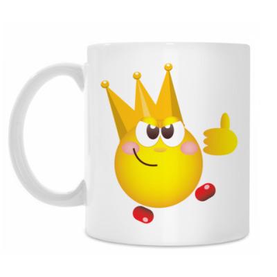 Кружка Я - Король