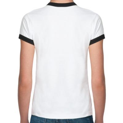 "Жен.футболка ""Червиль"""