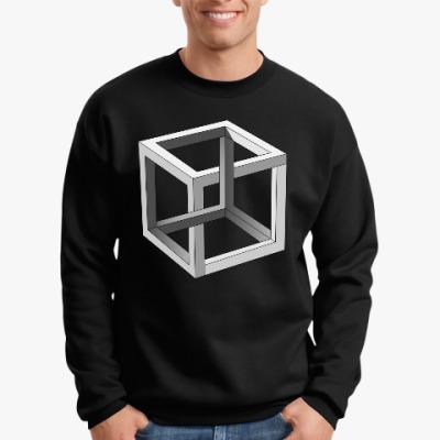 Свитшот Невозможный куб