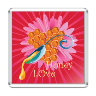 Магнит  Медовая любовь