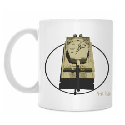 Кружка Танк Pz-VI Tiger / Тигр