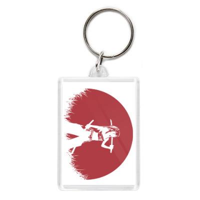 Брелок Аниме самурай