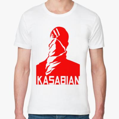 Футболка из органик-хлопка Kasabian