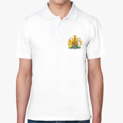 Рубашка поло Герб Великобритании