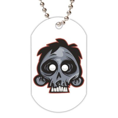 Жетон dog-tag Crazy Monkey