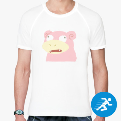 Спортивная футболка Slowpoke Pokemon Sport Runner