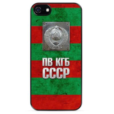 Чехол для iPhone ПВ КГБ СССР