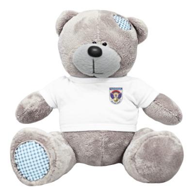 Плюшевый мишка Тедди Мишка- Армия